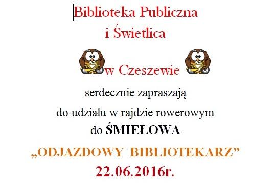Odjazdowy Bibliotekarz Czeszewo