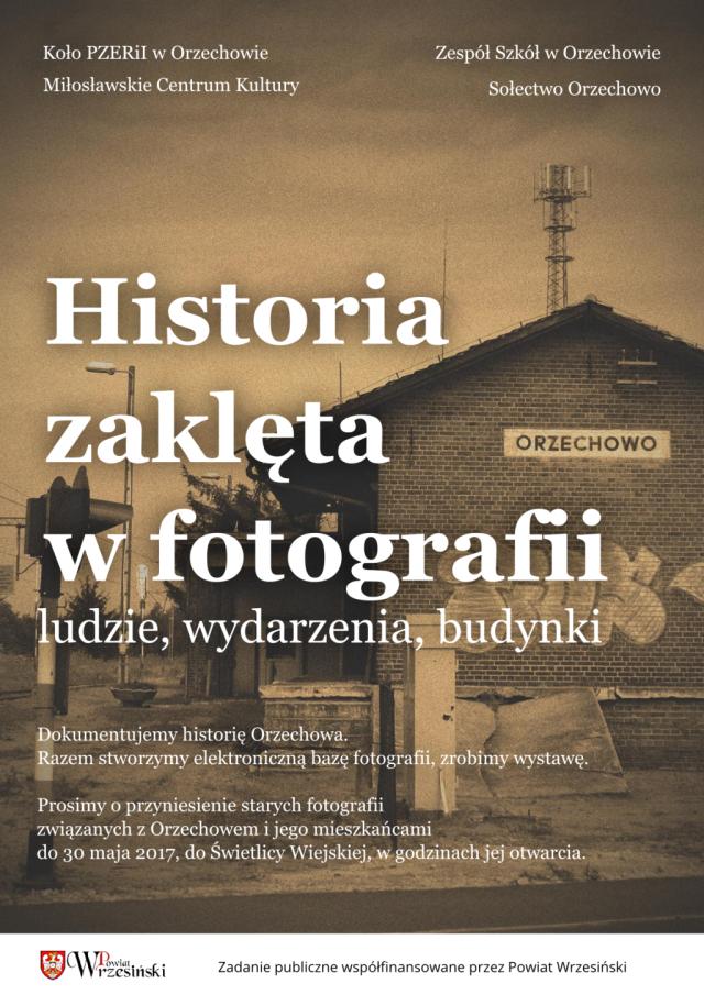 """Wystawa """"Historia zaklęta w fotografii"""""""