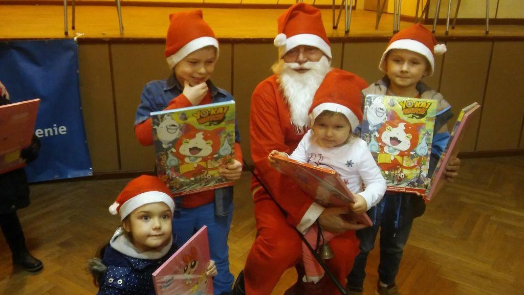 Mikołaj w Orzechowie