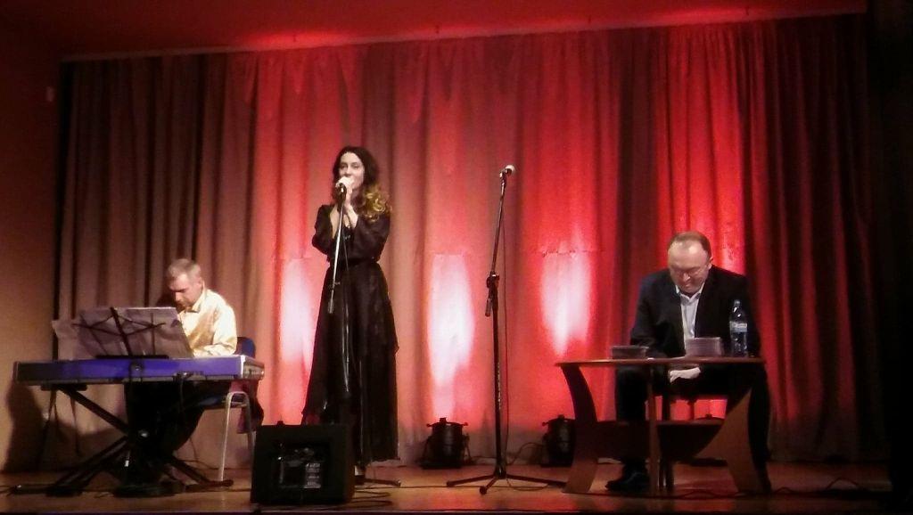 Koncert z okazji Dnia Kobiet – Marianna Łaba