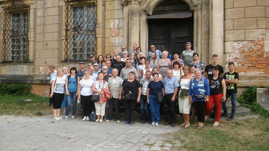 Wycieczka autokarowa do Lubiąża i Jawora