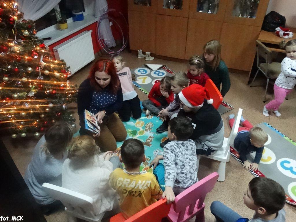Nowiny z biblioteki w Pałczynie – grudzień.