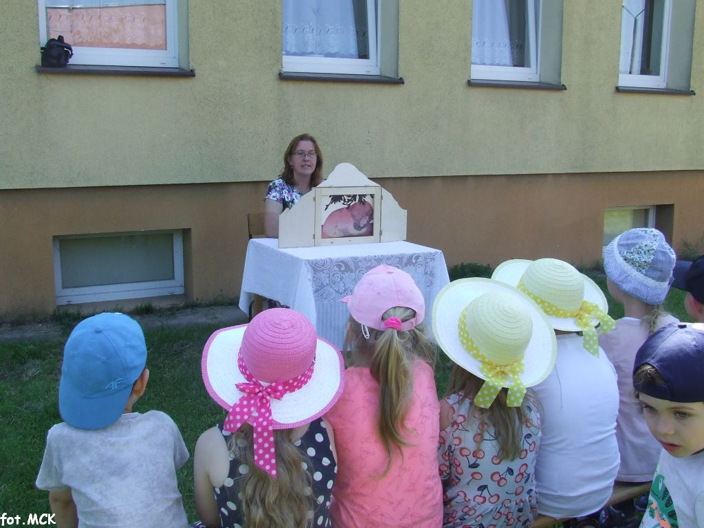Teatrzyk Kamishibai – przedszkole 03.06.19