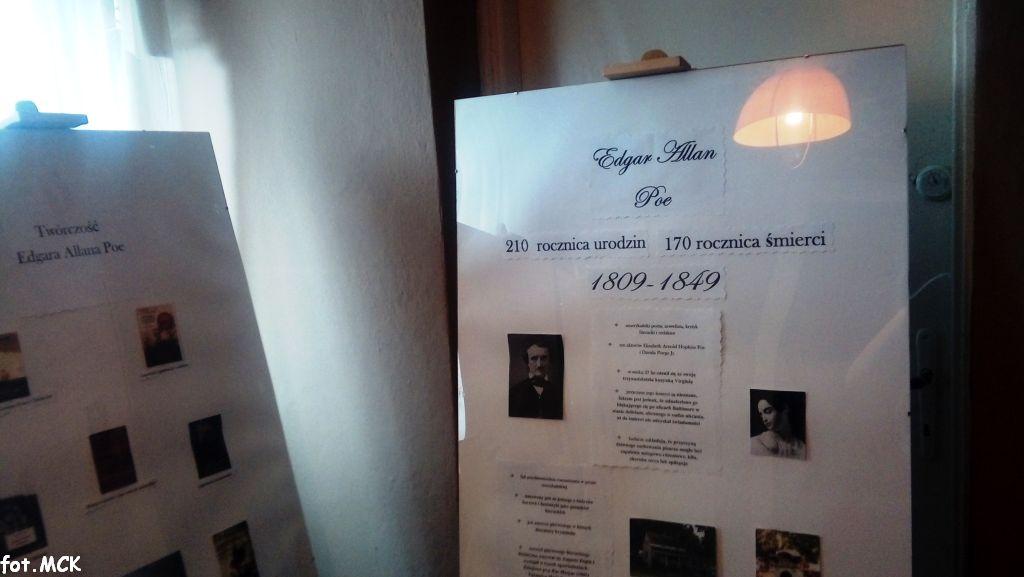 Wystawa Edgar Allan Poe