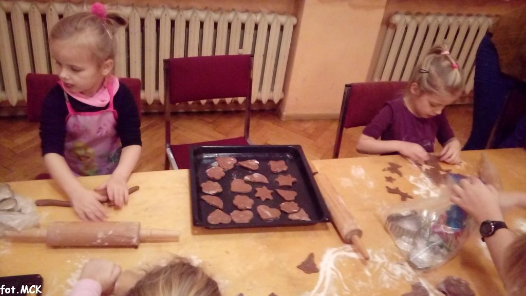 Zajęcia kulinarne – pierniki Czeszewo