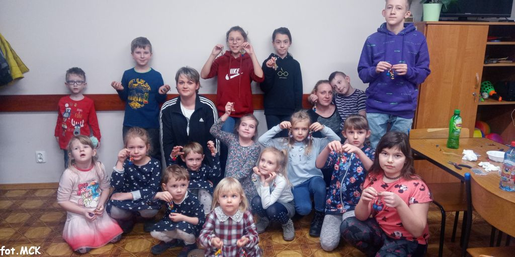 Ferie na miejscu w świetlicy – Orzechowo